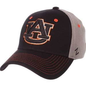 Stone//Team Color NCAA Zephyr Notre Dame Fighting Irish Mens The Dean Relaxed Hat Adjustable